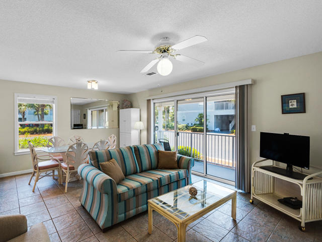 A RARE OPPORTUNITY AWAITS YOU!   YOUR CHANCE TO OWN A LARGE 2 BEDROOM 2 BATH UNIT AT BEACHSIDE VILLAS. VILLAS ARE LOCATED IN A QUIET NEIGHBORHOOD OFF OF SCENIC  HWY 30A NEAR SEASIDE, , SEACREST, ALYS BEACH AND ROSEMARY BEACH.  JUST STEPS FROM THE BEACH AND EAsTERN LAKE.