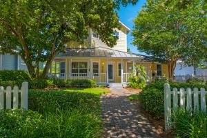 Mature Landscape surrounds the home