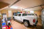 Huge 3 Oversized 3 Car Garage with room for a Crew Cab Truck, Suburban and still room for Cabinet's!