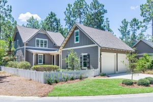 Corner lot offers plenty of privacy with green space on 3 sides.