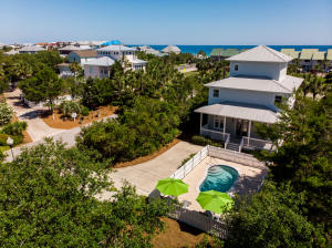 31 Clareon corner lot with Gulf Views