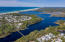 Western Lake and Gulf view