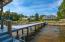 Dock and seawall