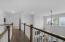 Upper level 2nd floor walkway