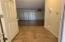 Frond door entryway