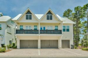 """34 W Pine Lands A """"Serendipity By the Sea"""" 3 BR Largest Floor Plan Townhome with 2 Car Garage"""