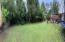 Pano Spacious backyard