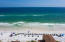 The beautiful white sand beaches along the Emerald Coast