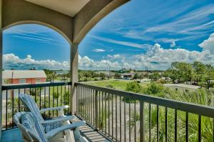 Stunning views of the Gulf of Mexico can be enjoyed from your third-floor private balcony!