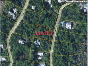 Lot 8B Amelia Lane, Santa Rosa Beach, FL 32459