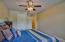 All bedrooms feature newly installed ceiling fans to keep guests cool on warm summer nights.