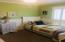 Guest Bedroom has twin beds,
