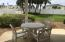 Patio/grass lawn is nice for those with pets or children. Steps to the beach