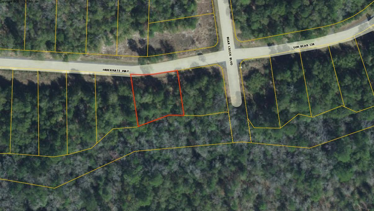 Lot 19 Hibernate Wy, Freeport, FL 32439