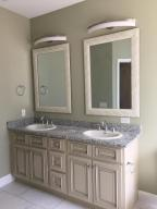 Master bath will have similar finished. This is a completed home with same floor plan