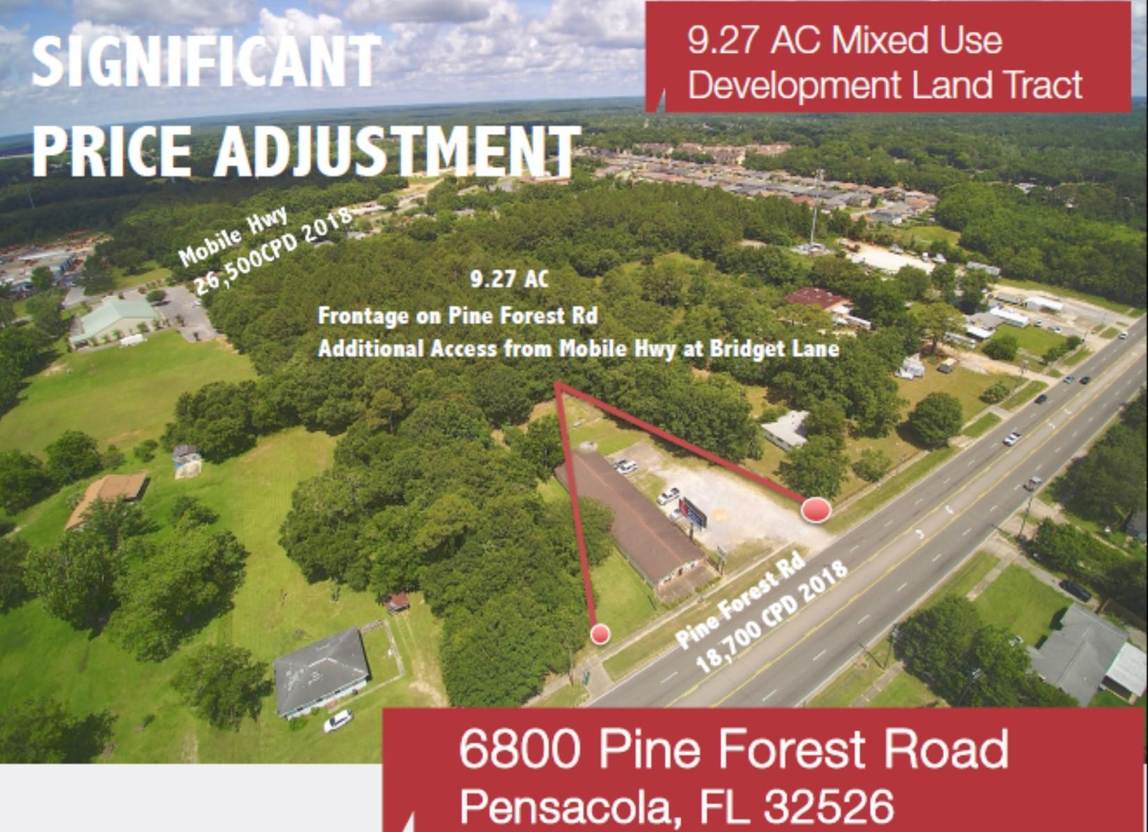 6800 Pine Forest Road, Pensacola, FL 32526