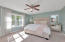 Spacious Master Bedroom - Carpeted