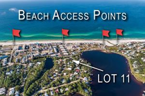 LOT 11 Lakeview Drive, Santa Rosa Beach, FL 32459