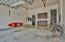 Two Car garage also host a cooled and heated storage room ideal for a owners closet or convert to a wine cellar