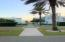 Pedestrian Pathway to the Beach - Just Outside Front Entrance