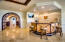 """Wet Bar area of the """"Owner's Lounge"""""""