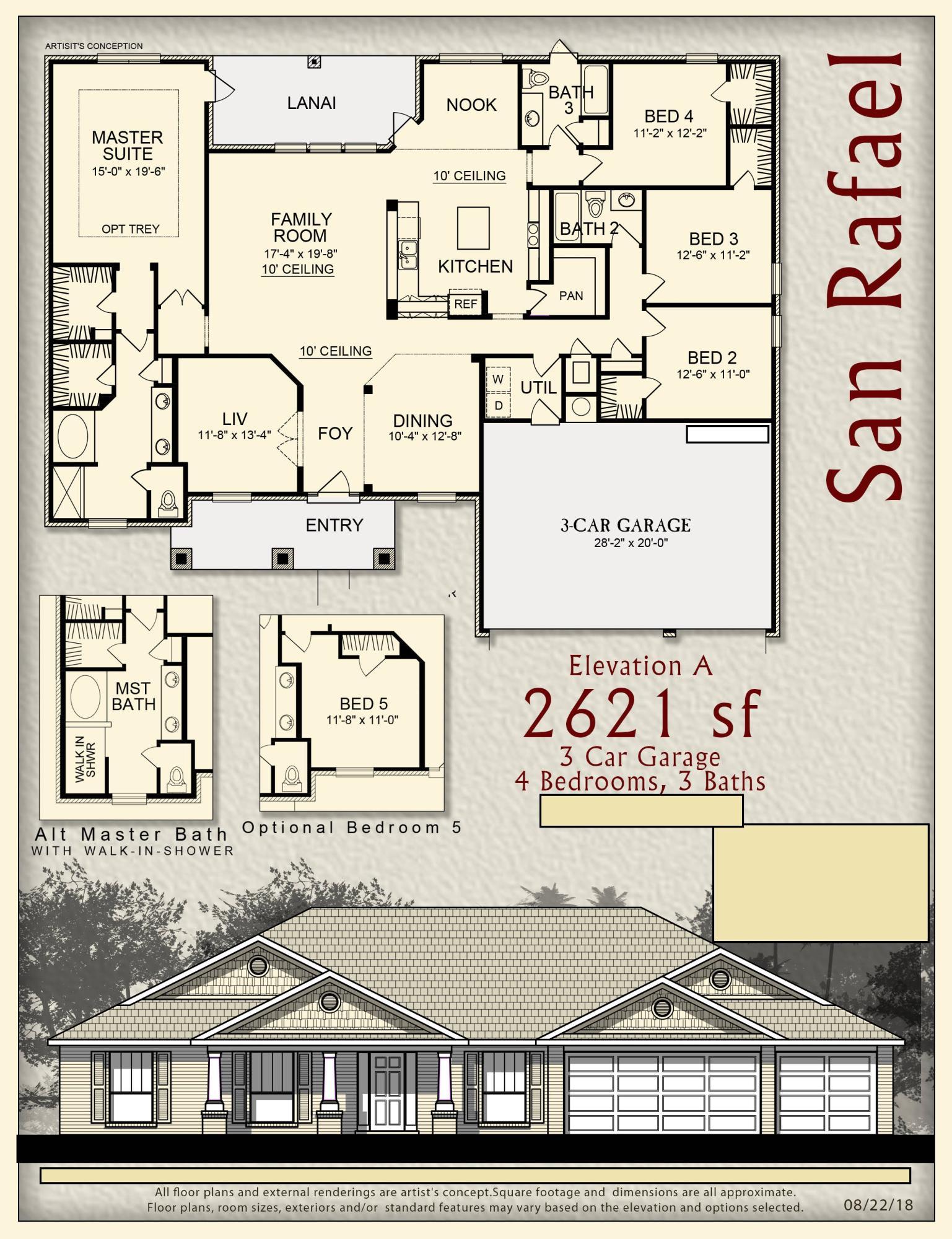 6955 Snug Waters Road, Navarre, FL 32566