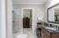 Master Bathroom and Closet