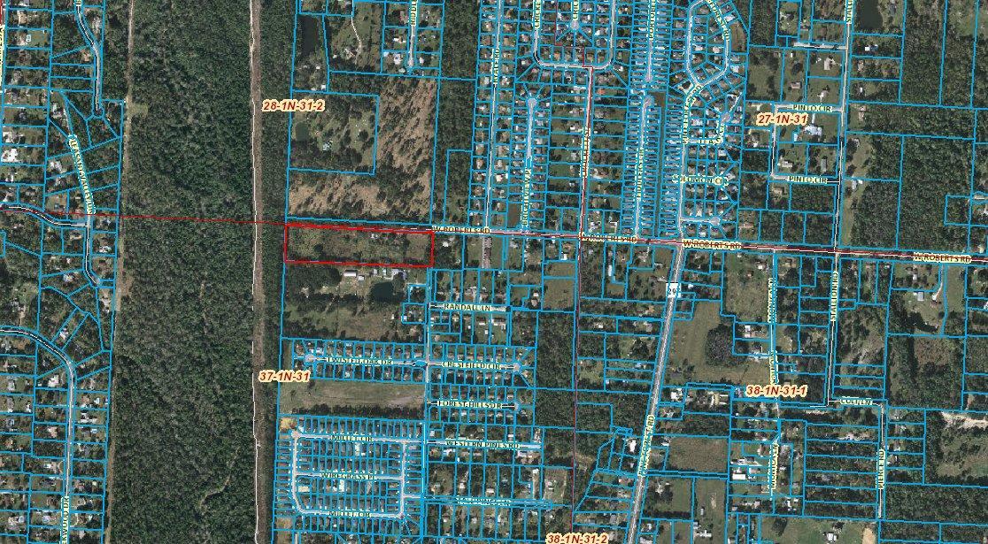 293 W Roberts Road, Cantonment, FL 32533