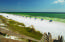 335 feet Along the Gulf with Chair & Umbrella Service for Owners