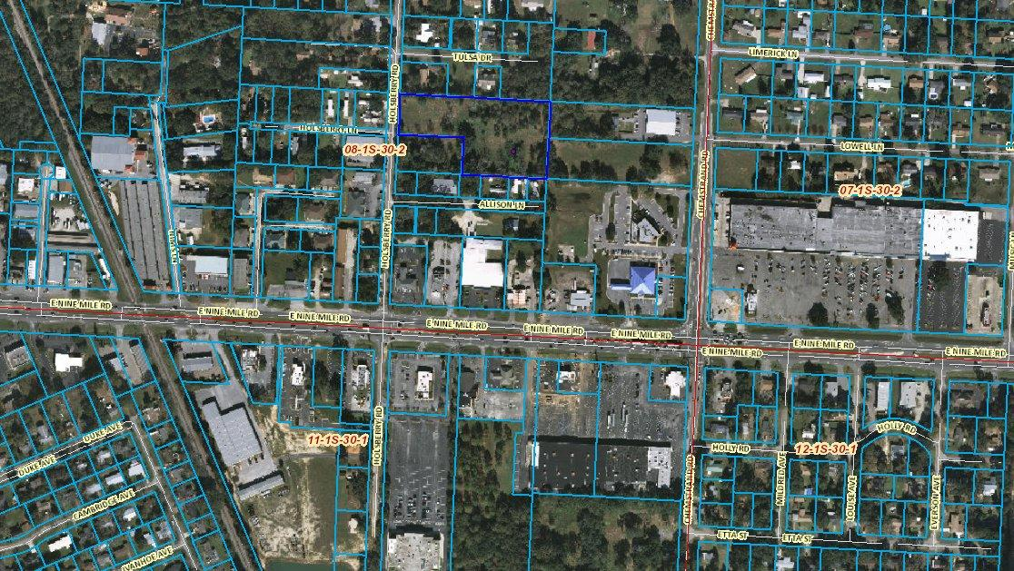 9550 Holsberry Road Parcel-1, Pensacola, FL 32534