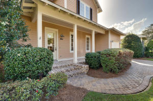 Nicely landscaped w/beautiful pavers.
