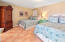 Spacious Bedroom with Private Ensuite bathroom with two Queen beds