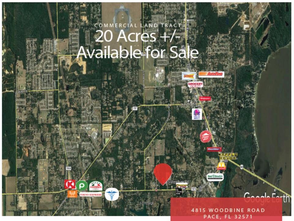 4815 Woodbine Road, Pace, FL 32571