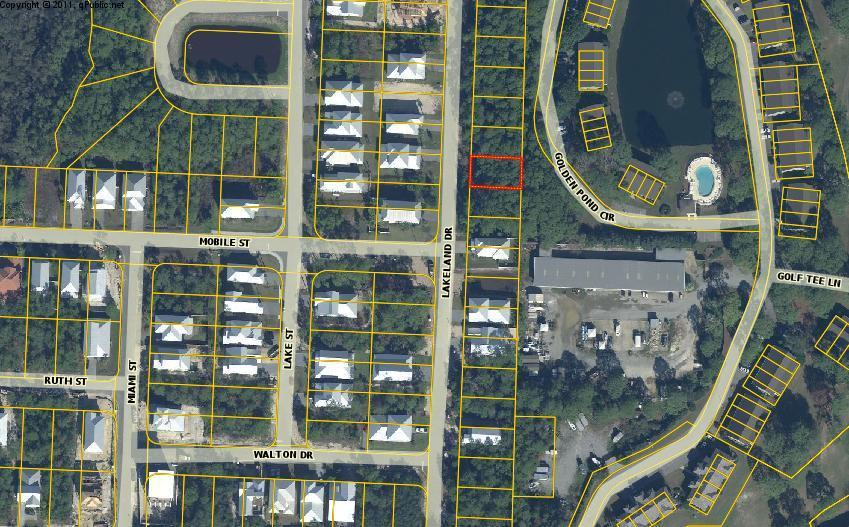 Lot 9 Lakeland Drive, Miramar Beach, FL 32550