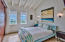 Third bedroom with views of the Gulf of Mexico