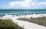 Numerous pavilions and beach accesses