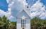 Seaside Chapel is just a few steps away