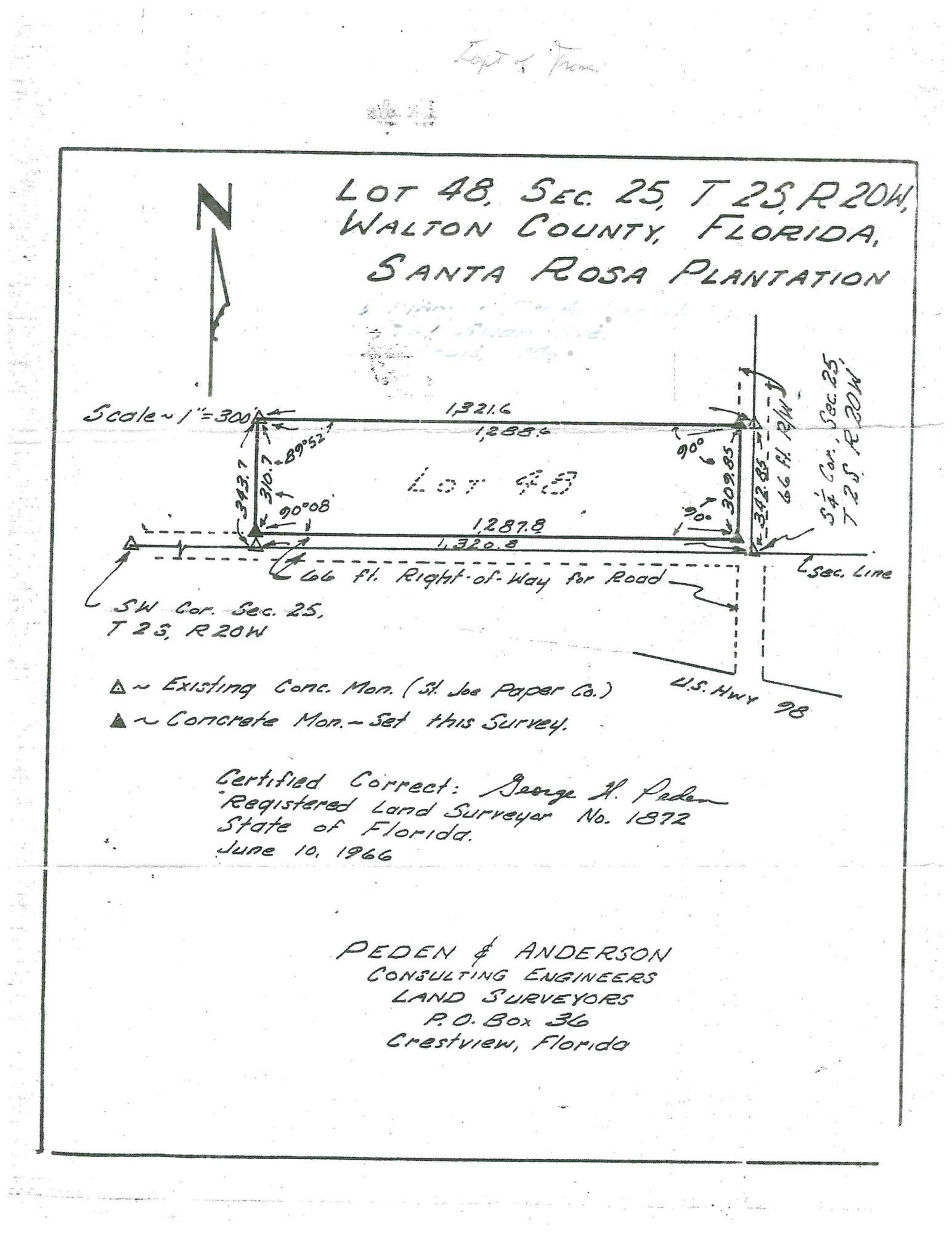 Burglechner Survey