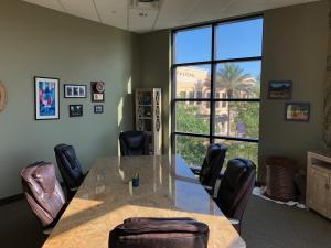 Impressive conference room