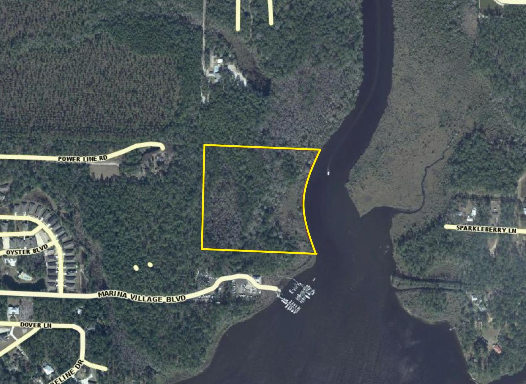 17 Acres Lot 13/14 Bayou Lagrange, Freeport, FL 32439