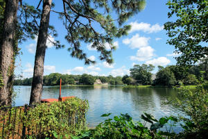 Located on Lake Henderson in sought after Rocky Bayou Country Club Estates...