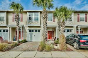 Beautiful 3BR/2.5BA Eagle Bay townhome perfectly located just steps from the bay and a short drive to the beach. Also conveniently located 1 mile from Hwy 98 and a short drive to Wal-Mart, The Donut Hole, Sacred Heart Hospital, Publix, Grand Boulevard, TOPS'L Resort, Sandestin Resort and the Silver Sands Outlet Mall.
