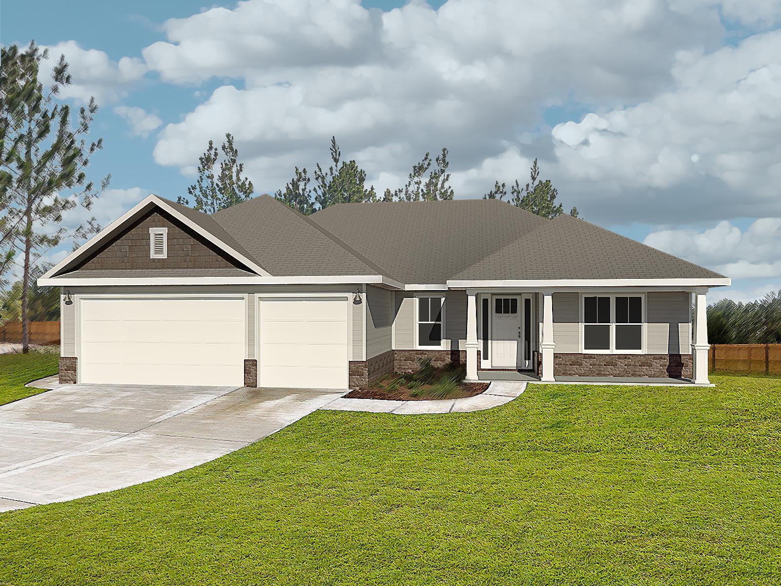 8141 Majestic Cypress Drive, Milton, FL 32583