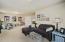 Large play room/media room