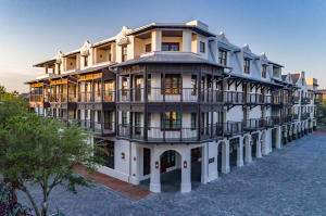 46 N Barrett Square, Unit #303, Rosemary Beach, FL 32461