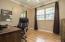 bedroom as office
