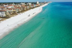 Crystal Beach along the Beautiful Gulf Coast