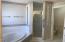 MASTER BATHROOM - SEPARATE SHOWER