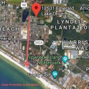 12510 Emerald Lake Drive, Panama City Beach, FL 32407