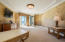 This is the huge Master Suite of this Villa